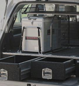 Cargo Shelves